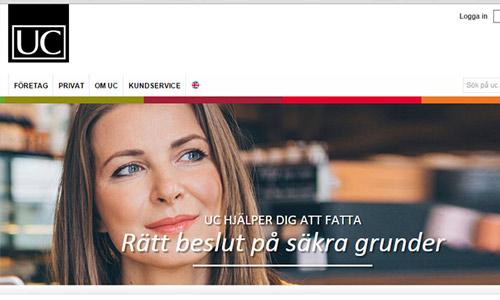 Kreditupplysningsföretag