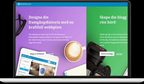 Wordpress tjäna pengar