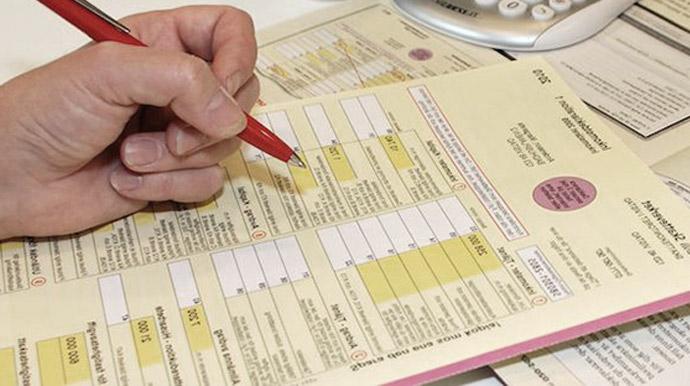 deklarerad årsinkomst tittar man på i en kreditupplysning