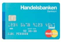 Handelsbanken Bankkort Tryggt Kort Med Reseförsäkring
