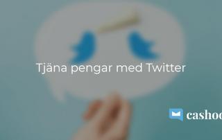 Tjäna pengar på Twitter - 4 framgångsfaktorer