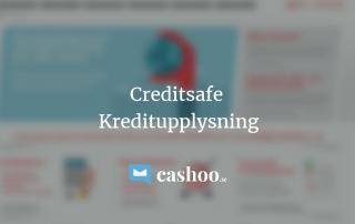Creditsafe Kreditupplysning