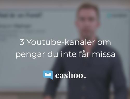 3 Youtube-kanaler om pengar du inte får missa