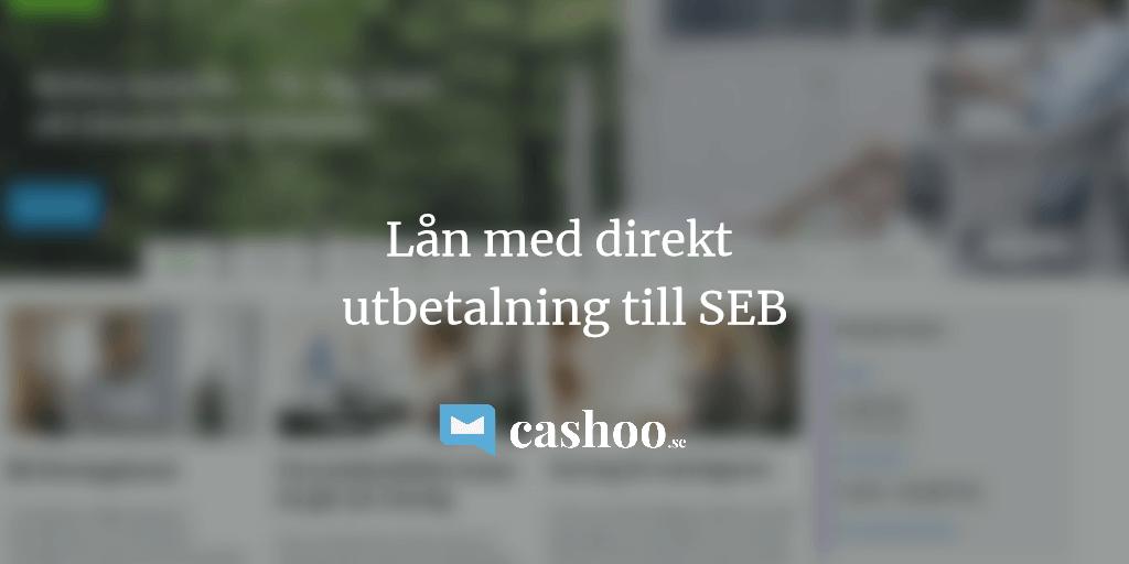 lån direkt utbetalning handelsbanken